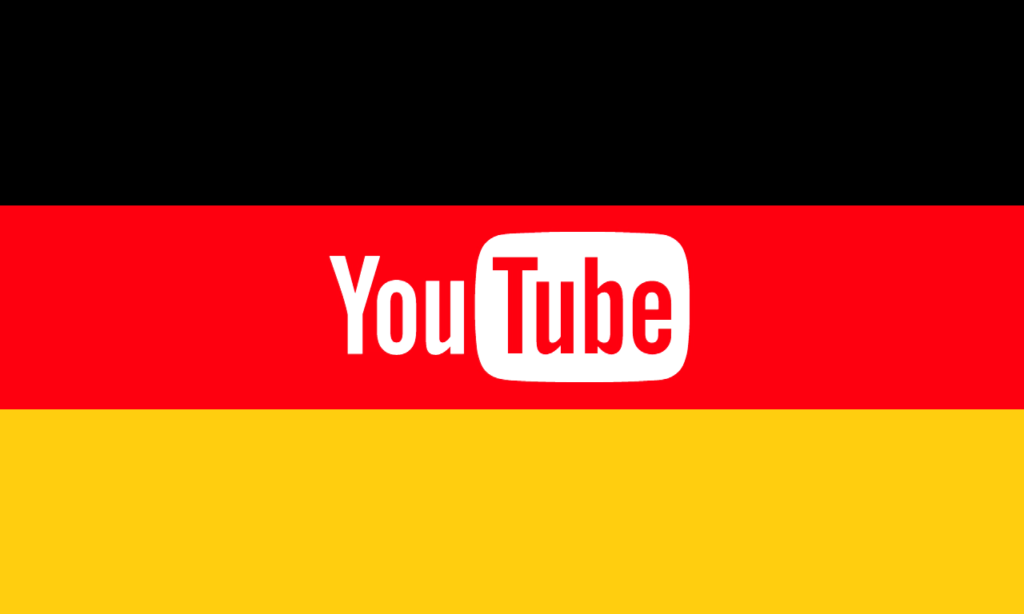 Youtube Germany