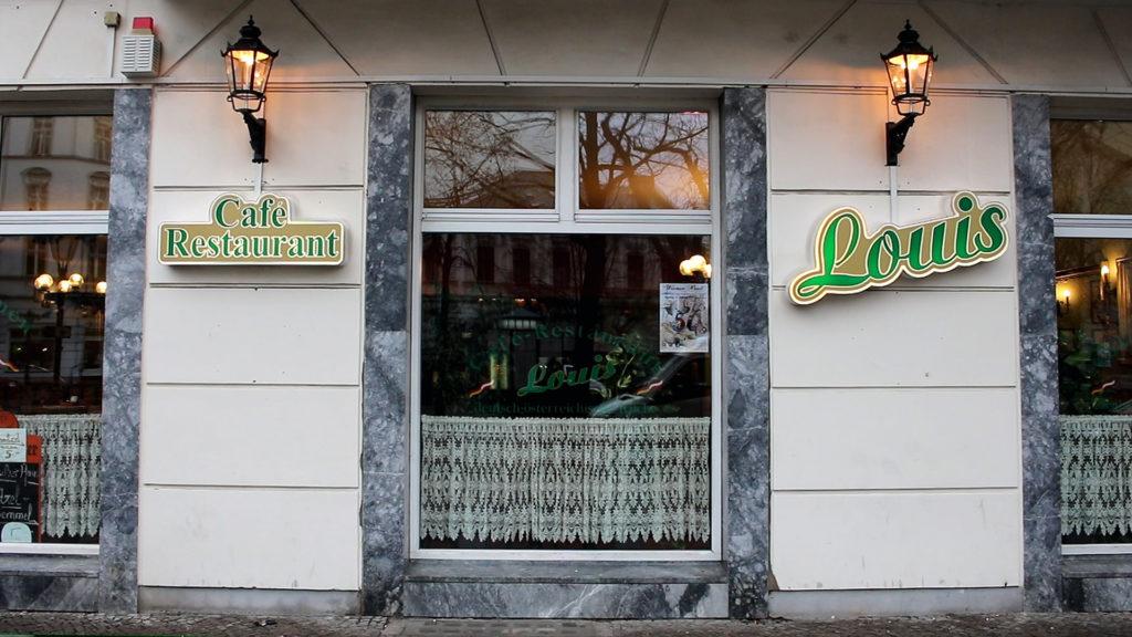 Restaurante Louis em Berlim